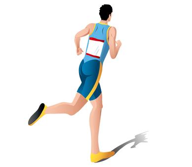 Runner 2 / Runner / Marathon