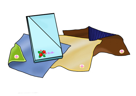 参列者への返礼品タオルハンカチセット