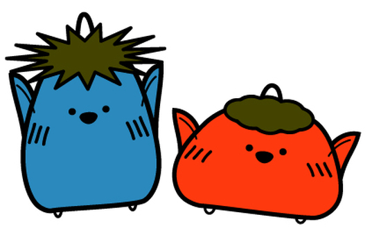 Blue Ouni & Red Oyster