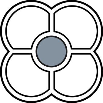 Hajiki White(適用於每個與彩色視覺兼容的屏幕)