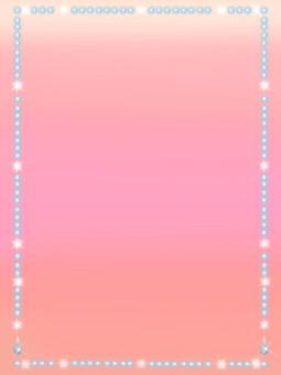 Hikari line baby pink