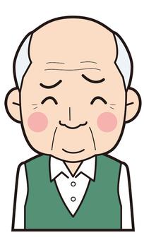 Grandpa (shivering)