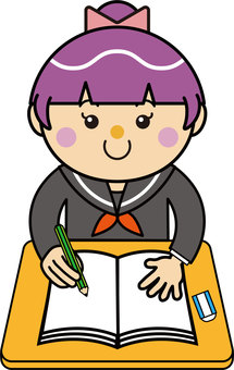 Student 05_08 (girl, study)