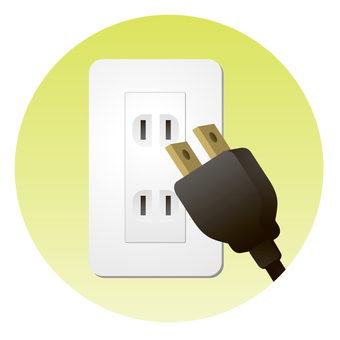 Pull out unused outlets