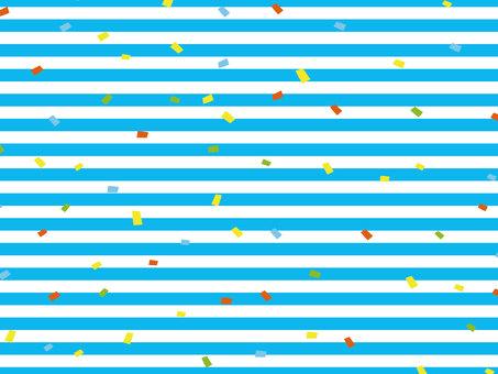 Streamline, horizontal line, background illustration 11