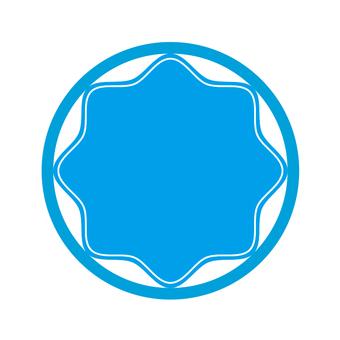 Circular material - 232