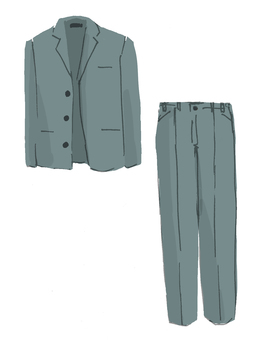 Clothes: Suit