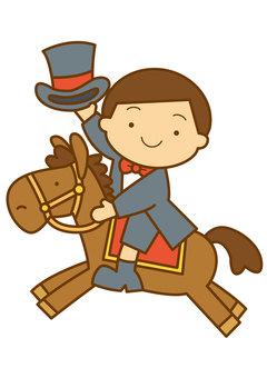 Horse riding 4 c