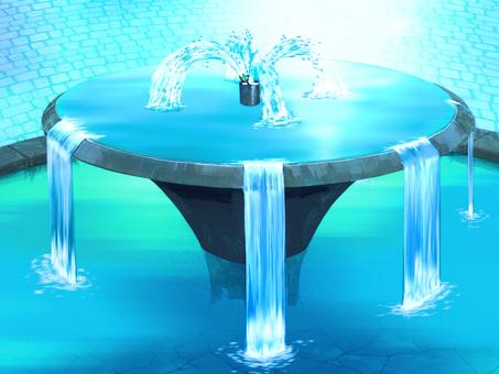 스프레이 물