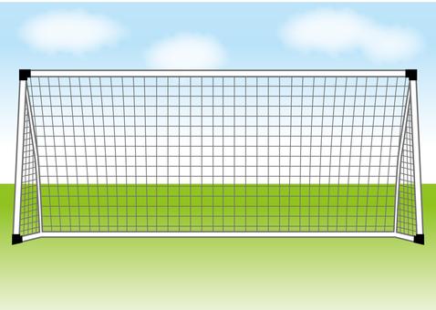 足球的目標