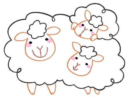 Sheep's family