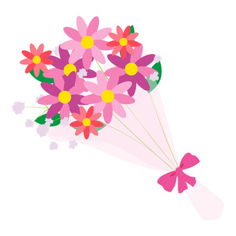 Bouquet _ Pink