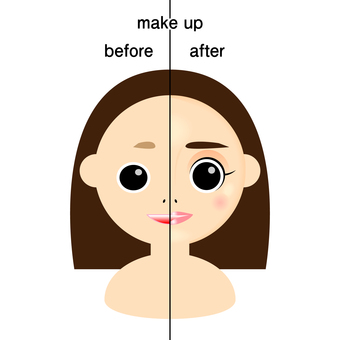 Make-before-after