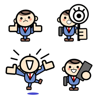 Simple employee set