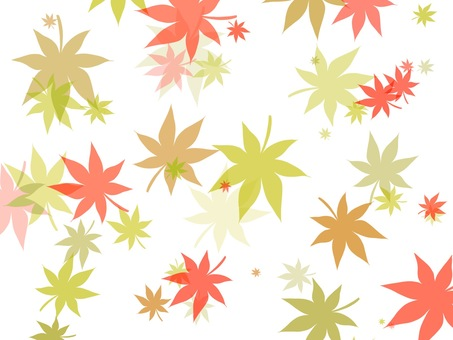 Autumn leaves background 3