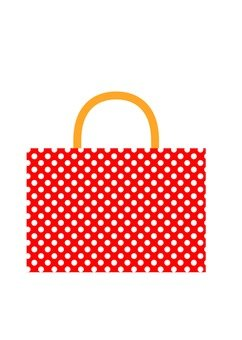 Water ball bag (red)