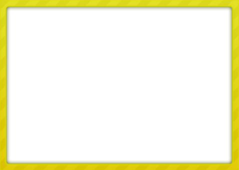 노란 액자