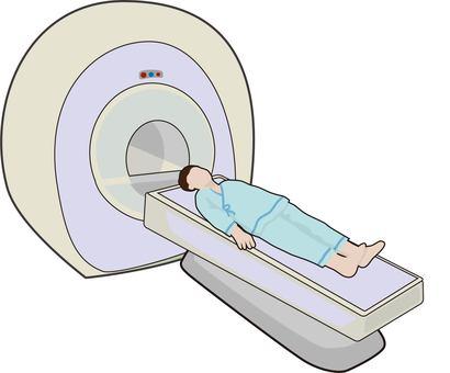 MRI檢查男性