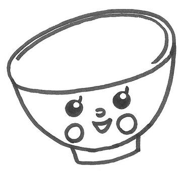 Ceramic ware facial crown facial 003