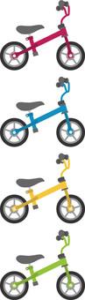 Bicycle 7 kick bike