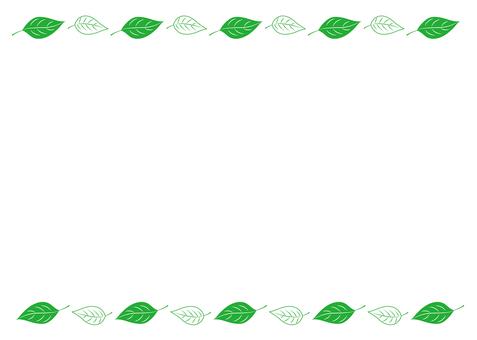 Leaf frame B