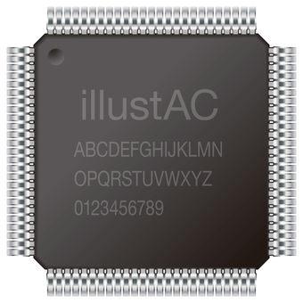 電子元器件IC芯片01板子零件