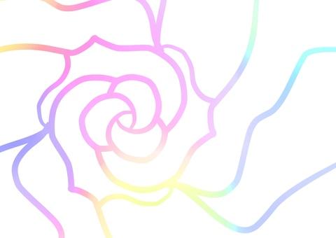 장미 칠색