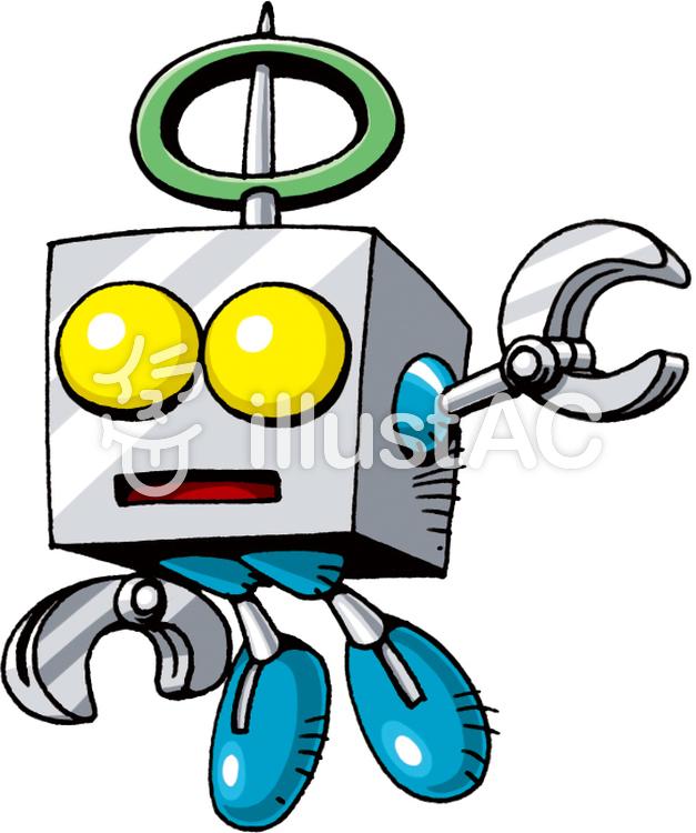 ロボットイラスト No 773362無料イラストならイラストac
