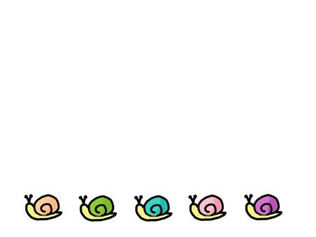 Snail snacks 5
