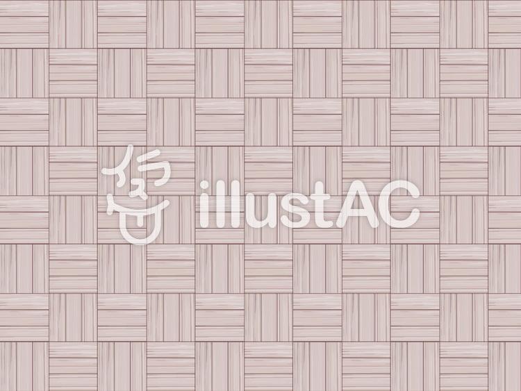 背景 木の床のイラスト