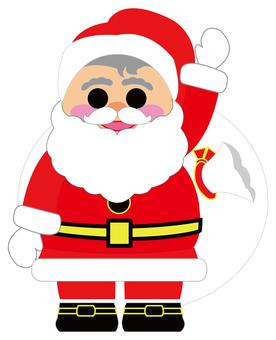 Santa Claus ①