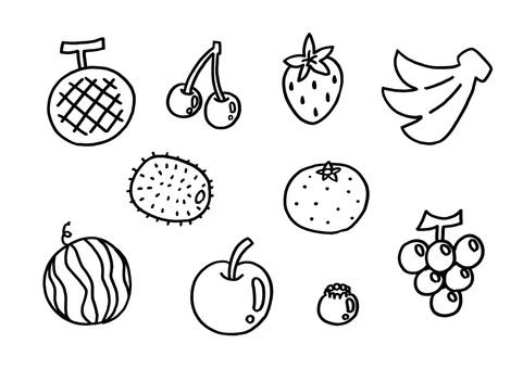 62 매직 과일