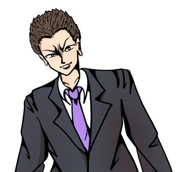 A salaryman's plot