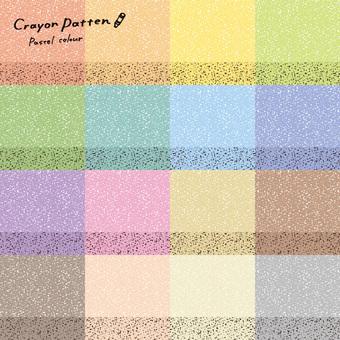 クレヨンパターン 2 セット