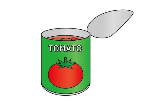 토마토 통조림