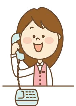Phone female