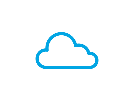 Cloud icon [1]