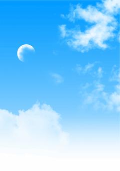 Ariake's Moon