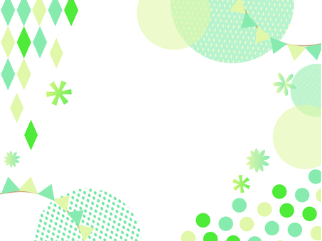 Refreshing illustration frame