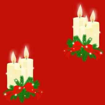 Candle, christmas, candle
