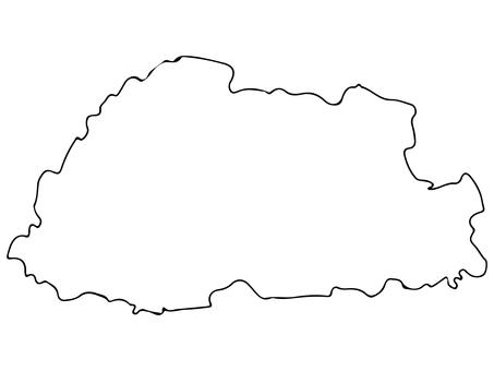 Bhutan Terrain
