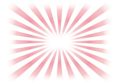 Pink radial