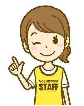 Woman (volunteer): A_Point 01B