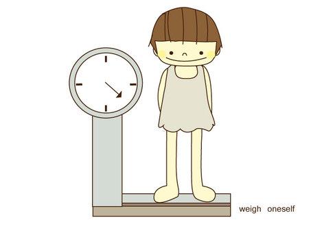 pu-weight determination