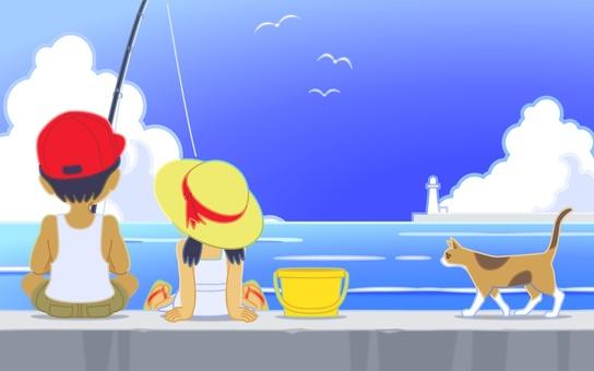 Summer sea - 003