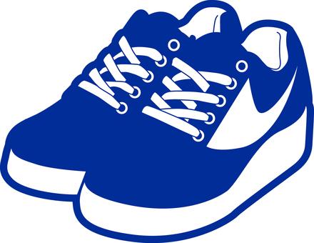 Sneakers _ Blue