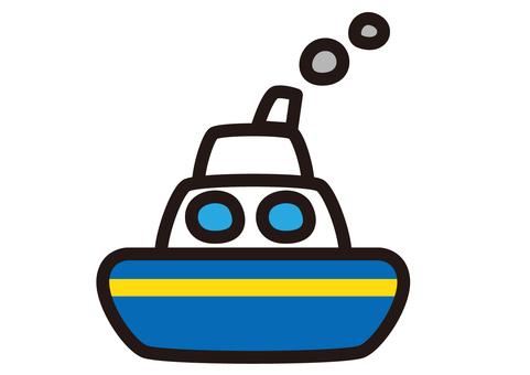 Vehicle series ship