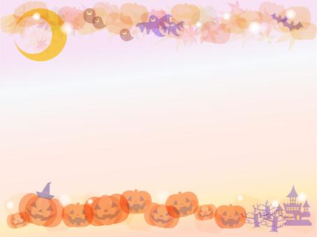Halloween background -3