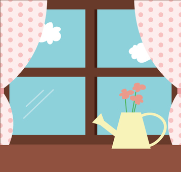(Profile icon) Window flower