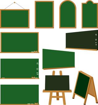 Blackboard summary